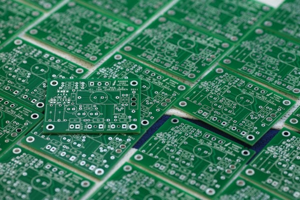 PCB prototype manufacturing service (10 boards)