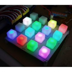 Button Pad 4×4 – LED Compatible