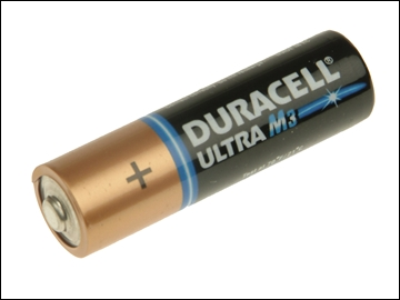 pack of 4 AA Cell Ultra Batteries LR6/HP7