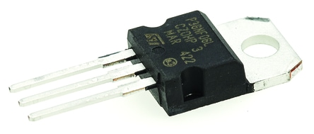Power MOSFET STP36NF06 N-Channel 5V Logic Switched
