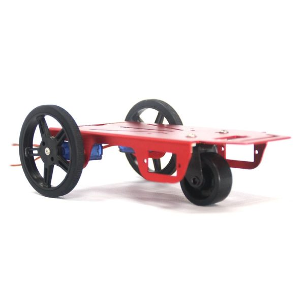 2WD Smart Car Chassis Kit