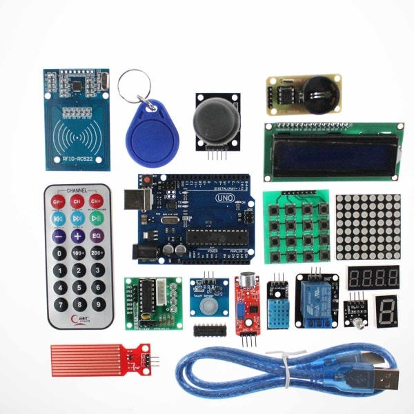 Arduino Arduino UNO Compatible Project Starter Kit