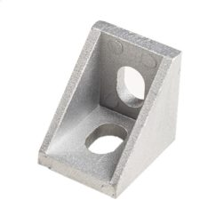 Robotics Aluminium Extrusion Corner Brace Support (for 20×20)