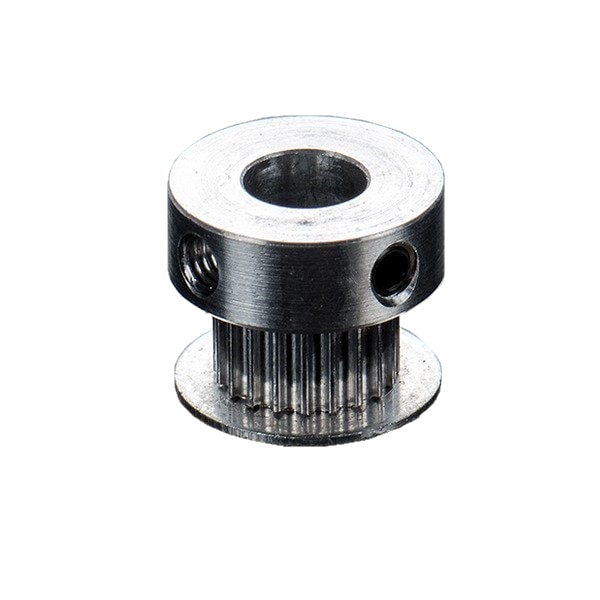 Adafruit 1252 Aluminum GT2 Timing Pulley - 6mm Belt - 20 Tooth - 8mm Bore