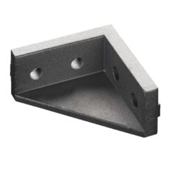 Aluminium Extrusion Double Corner Brace Support (for 20×20)