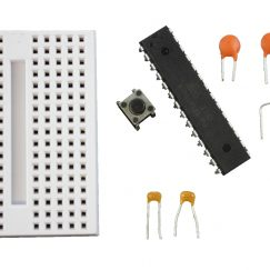Arduino Compatible 8MHZ Breadboard Kit