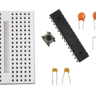 Arduino Compatible Breadboard Kit