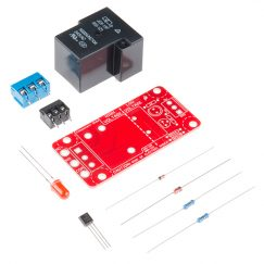 SparkFun KIT-13815 Beefcake Relay Control Kit (Ver. 2.0)