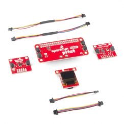 Qwiic Kit for Raspberry Pi – SparkFun KIT-15367