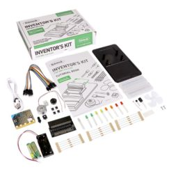 ARM Kitronik 5618 BBC microbit  Inventor's Kit and Accessories