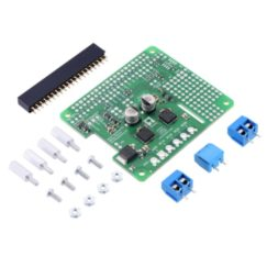Breakout Boards Pololu 2761 Dual TB9051FTG Motor Driver for Raspberry Pi