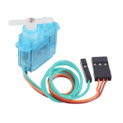 Sub-Micro Servo FS0403-FB with Position Feedback