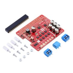 Dual G2 High-Power Motor Driver 18v18 for Raspberry Pi