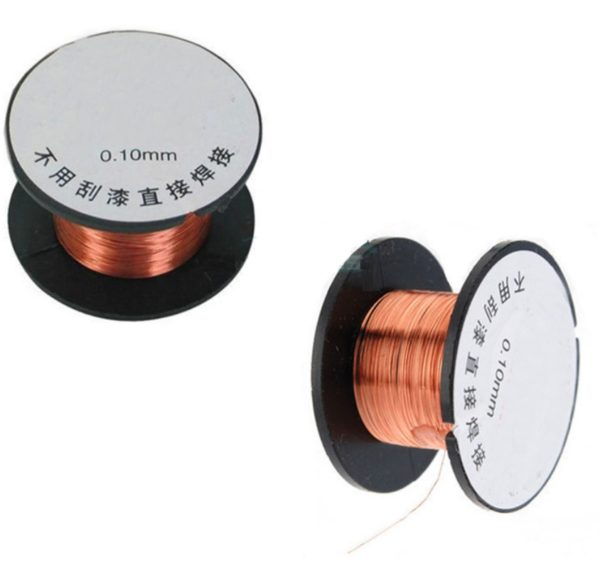 0.1mm Enameled Wire