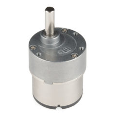 Motors and Gearboxes SparkFun ROB-12367 Standard Gearmotor – 10 RPM (3-12V)