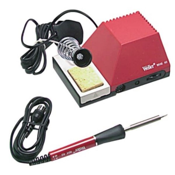 Solder Station Weller Iron WHS40 Temperature Controlled 40W, 450°C