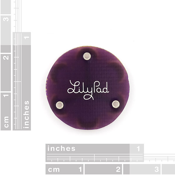LilyPad Boards SparkFun DEV-08777 LilyPad Temperature Sensor