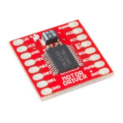 Breakout Boards SparkFun ROB-14451 Motor Driver – Dual TB6612FNG (1A)