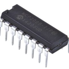 MCP3008 8-Channel 10-Bit ADC SPI Interface