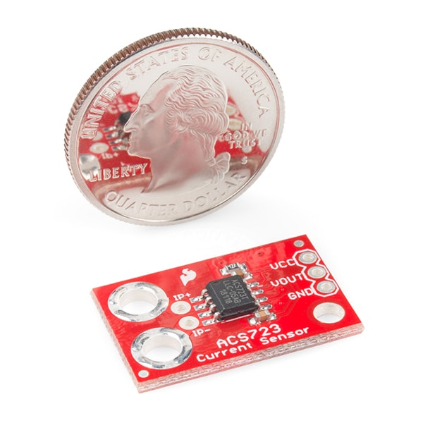 SparkFun SEN-13679 Current Sensor Breakout - ACS723