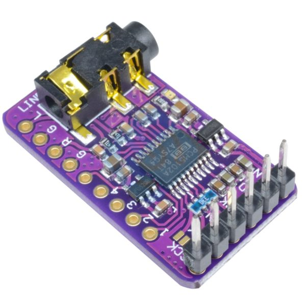 DAC Decoder Module For Raspberry Pi GY-PCM5102 I2S Player