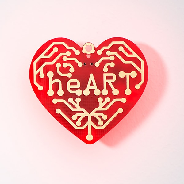 Heart Soldering Kit STEM Gift Ideas
