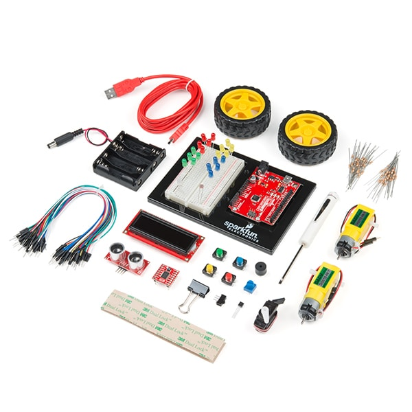 SparkFun Inventor's Kit STEM Gift Ideas