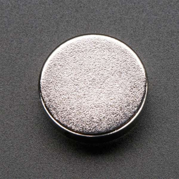 High-Strength Magnet - 'Rare Earth' - 12.7mm D / 5mm H