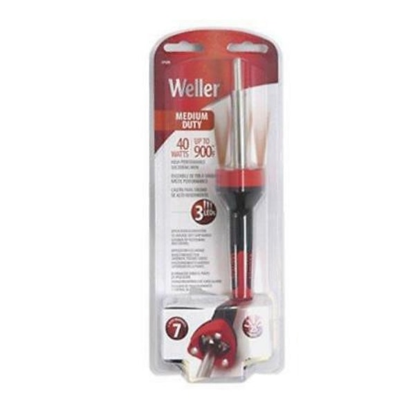 Weller Soldering Iron 25W SP25NUK packaging