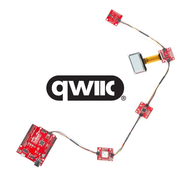 Sparkfun Qwiic Cable Range from Proto-Pic