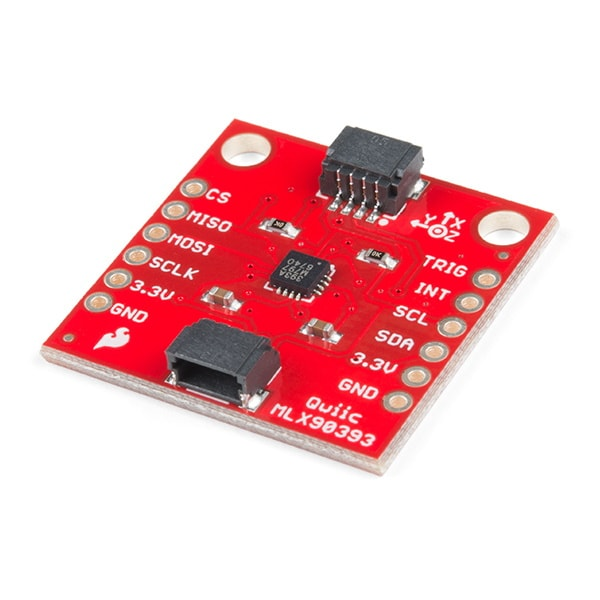 SparkFun Triple Axis Magnetometer Breakout - MLX90393 (Qwiic)