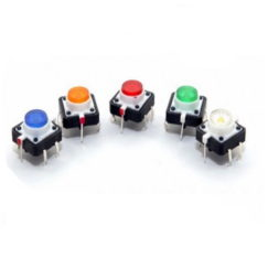 LED Tactile Button Range