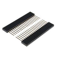 set of two stackable headers for ESP32 Thing