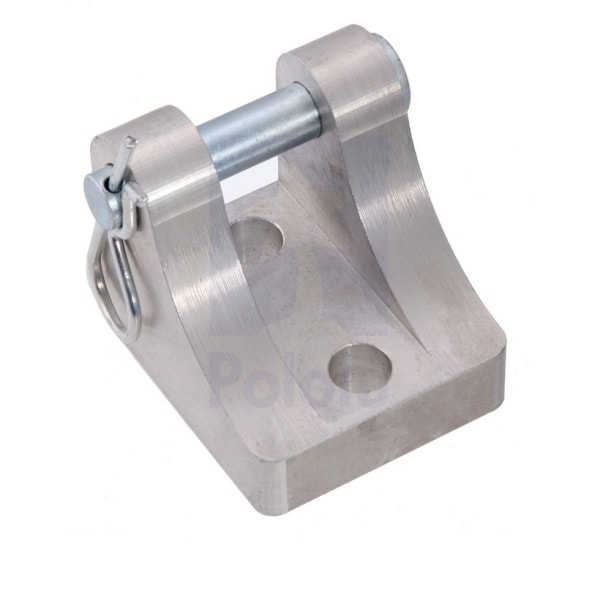 Mounting Bracket for Glideforce Industrial-Duty Linear Actuators - Aluminum