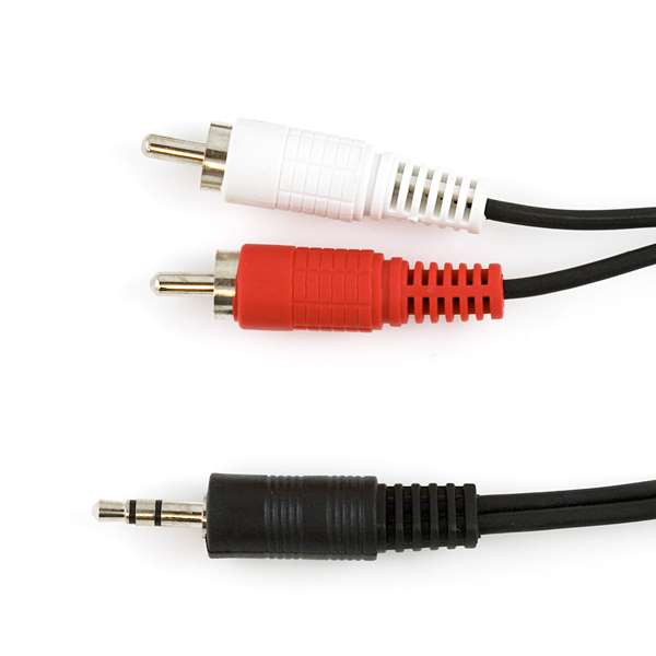Audio Cable 3.5mm to RCA - 6ft