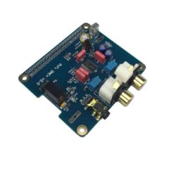 Raspberry Pi - DAC I2S Sound Card