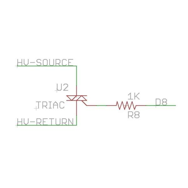 TRIAC - 200V Blocking Voltage