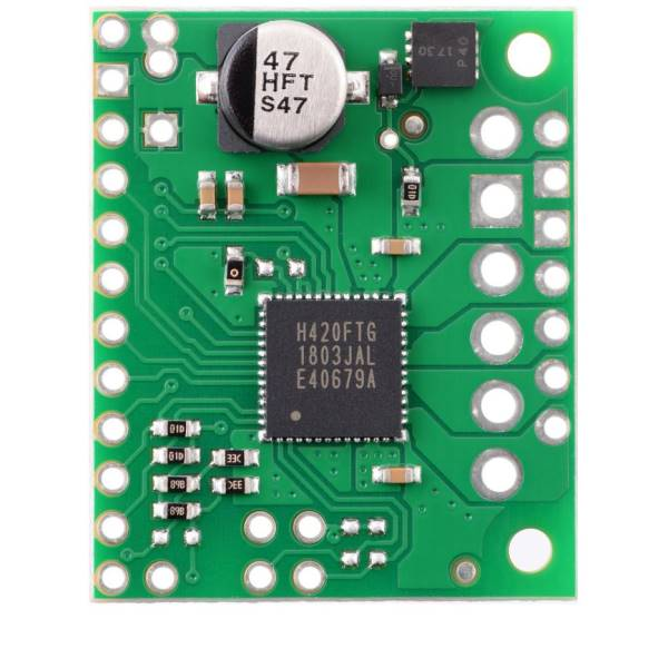 TB67H420FTG Dual/Single Motor Driver Carrier