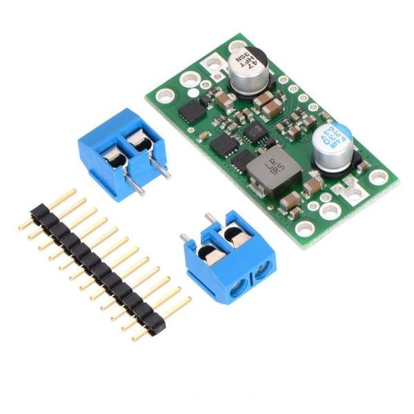 Pololu 5V, 9A Step-Down Voltage Regulator D24V90F5