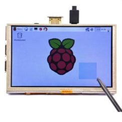 5 inch LCD HDMI Touch Screen for Raspberry Pi