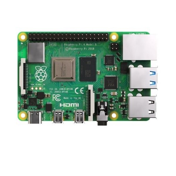 Raspberry Pi 4 Model B - 2GB/4GB Starter Kit
