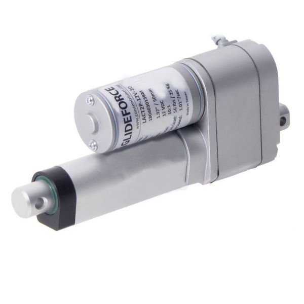 Linear Actuator with Feedback and 2″ Stroke (LACT12P)