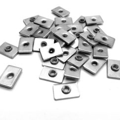 T-nut for 20x20 aluminium extrusion 50 pack