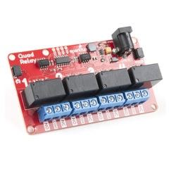 Sparkfun Quad Relay Board with Qwiic