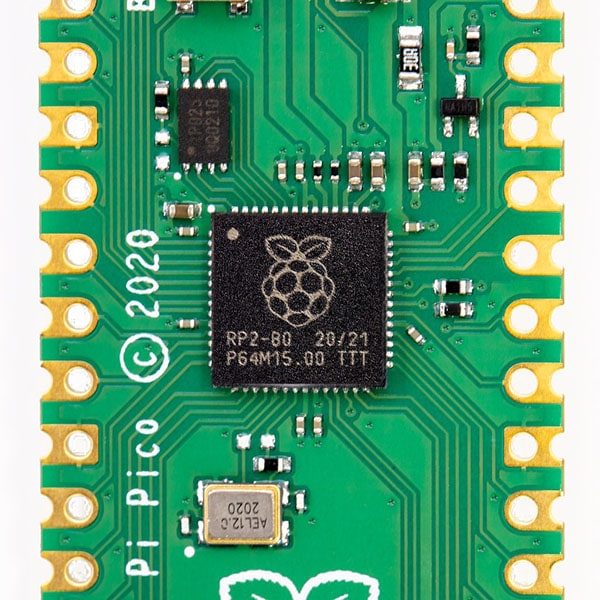 Raspberry Pi Pico - One Tiny Fast Microcontroller