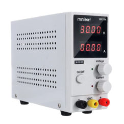 DC Power Supply, Adjustable, 0 - 30V, 10A, LED Display