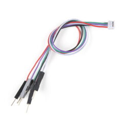 Breadboard to JST-ZHR Cable - 5-pin x 1.5mm Pitch