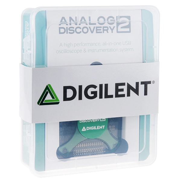 Digilent Analog Discovery 2 (TOL-13929)
