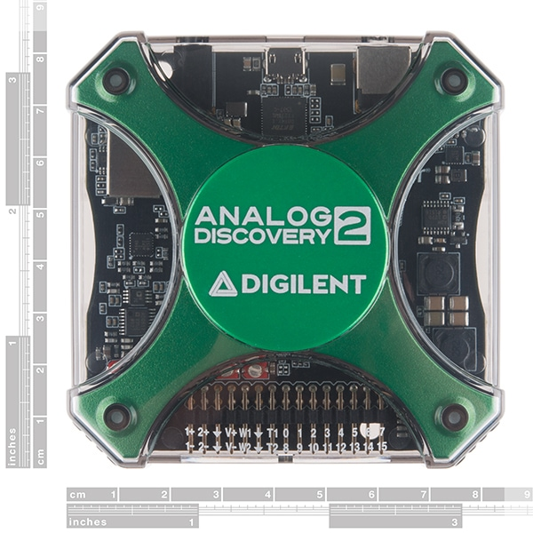 Digilent Analog Discovery 2 Dimensions