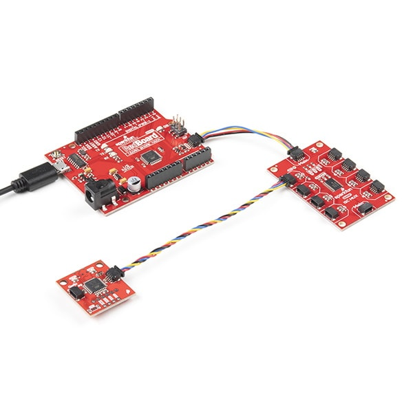 Sparkfun OpenLog Datalogger Kit Qwiic Connected